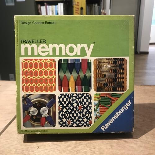 Traveller Memory / Design: Charles Eames