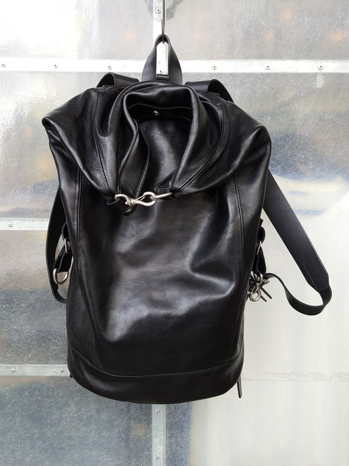 REWORDS LEATHER BACKPACK  99AN-YA-740