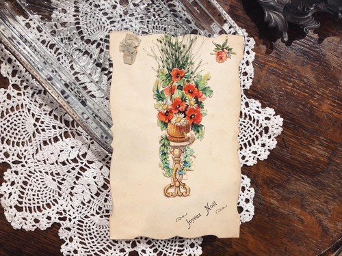 【GPF-041】antique card /display goods