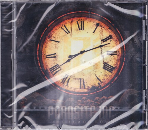 PARASITE INC. 『Time Tears Down (Re-issue)』