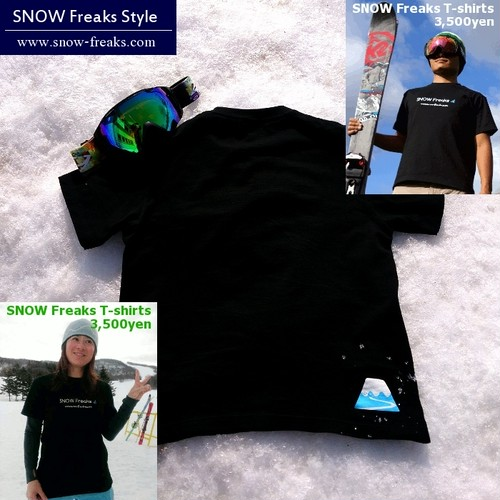 SNOW Freaks T-shirts