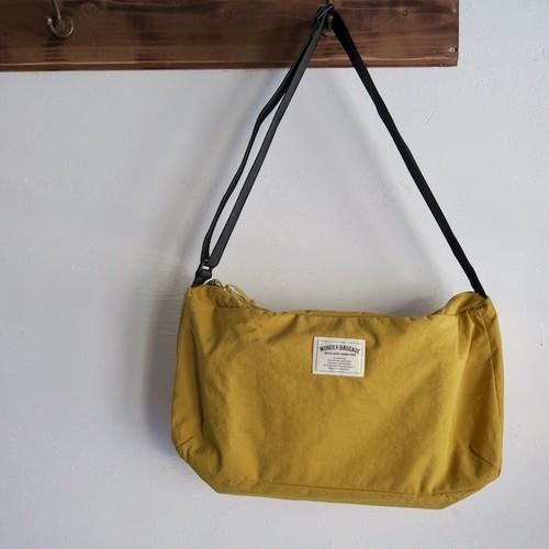 WONDER BAGGAGE Relax Shoulder (mustard)