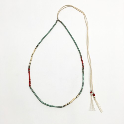 amp japan/Native Pattern Necklace -Navajo-
