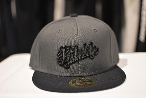 RideMe(ライドミー) | Snap Back Cap CH&BLACK