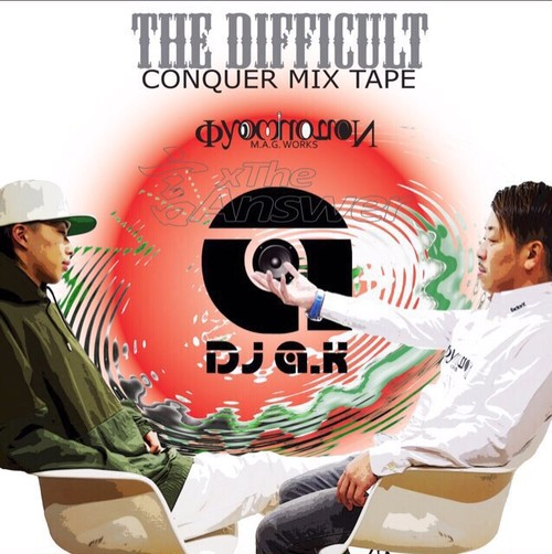 DJ AK / THE DIFFICULT