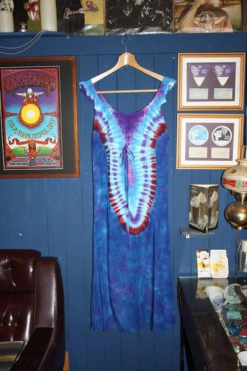 タイダイ Tie Dye Dress (ワンピース)
