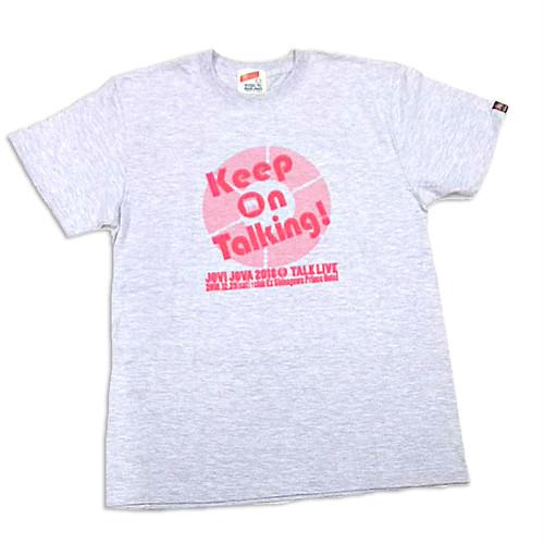 JOVIJOVA 2018 大納会『Keep On Talking!』Tシャツ