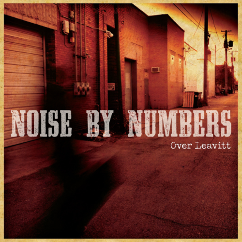 noise by numbers / over leavitt cd