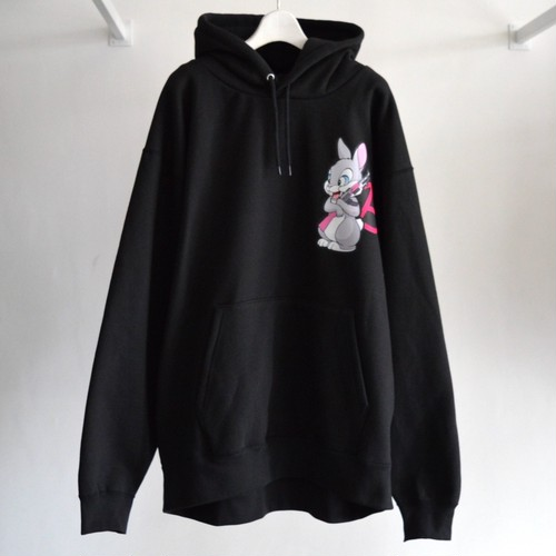 PSYCHOWORKS BORN TO KILL PINK hoodie