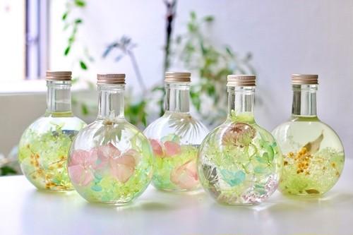 FLOWERiUM(フラワリウム)®︎   parfum(パルファン)    color: green