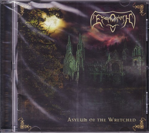 ESGHARIOTH 『Asylum of the Wretched』