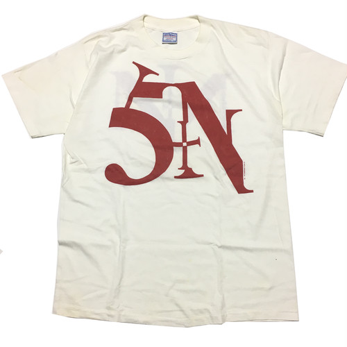90's USA製 Nine Inch Nails Tシャツ