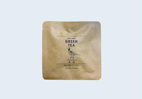 DRIP TEA 釜炒り緑茶(orリーフ)