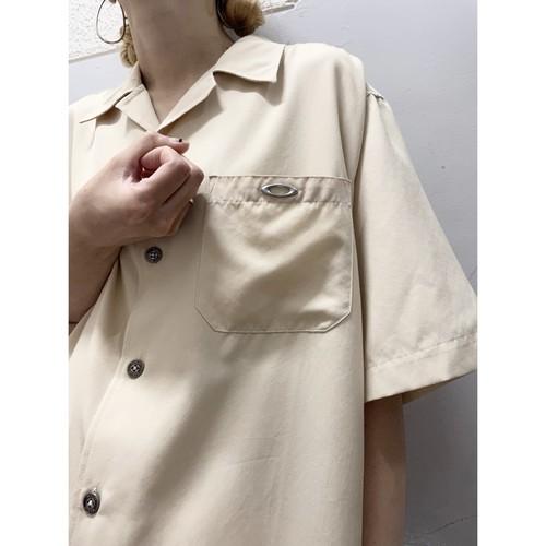 00's OAKLEY オープンカラーシャツ