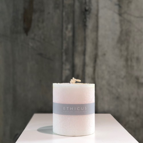 ETHICUS candle (H80 x Φ90)