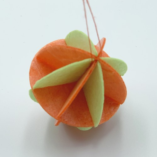 Poland Wafer Ornament Mini C