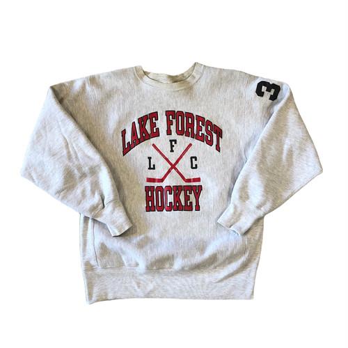 Champion R/W Lake Porest Hockey Sweat ¥14,800+tax