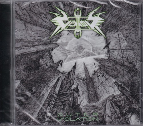 VEKTOR 『Outer Isolation (Re-issue)』
