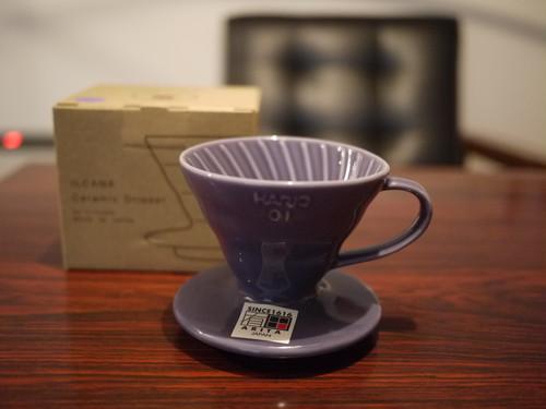 イルカナ 01ドリッパー<藤紫/イルカナパープル>