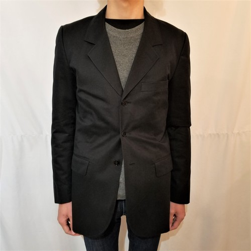 agnès b.  cotton Tailored Jacket /Made In France [833]