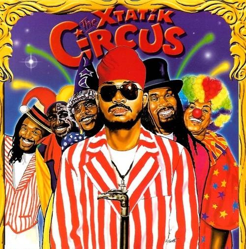 Machel Montano &  Xtatik  / Xtatik Circus (CD)