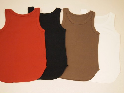 【kha:ki】2WAY TANK TOP