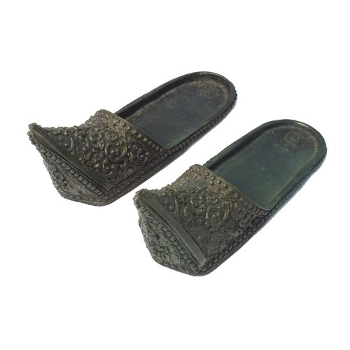 Bronze Yak Shoes A