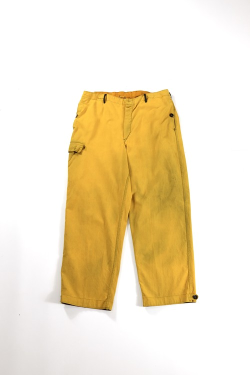Germany piece dyed pants