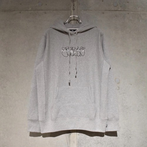 NOTHIN'SPECIAL DAETA PULLOVER HOODIE / HEATHER GRAY