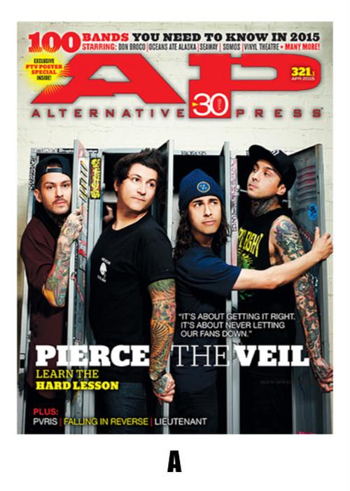 【輸入雑誌】AP MAGAZINE 2015 #321 4月号