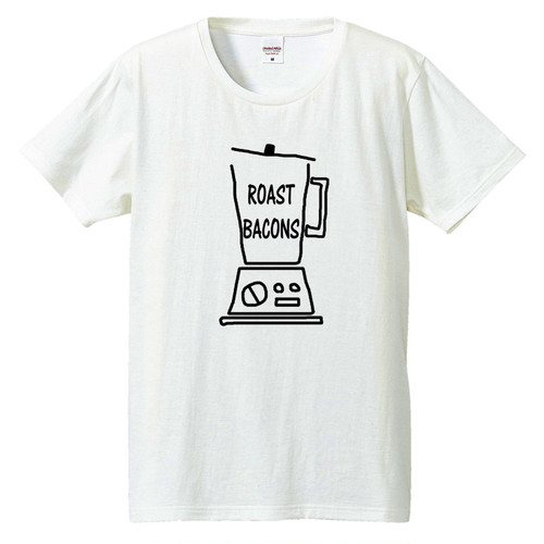 [Tシャツ] Roast Bacons (mixer)