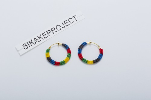 SAREDO by SIKAKEPROJECT / EARRING