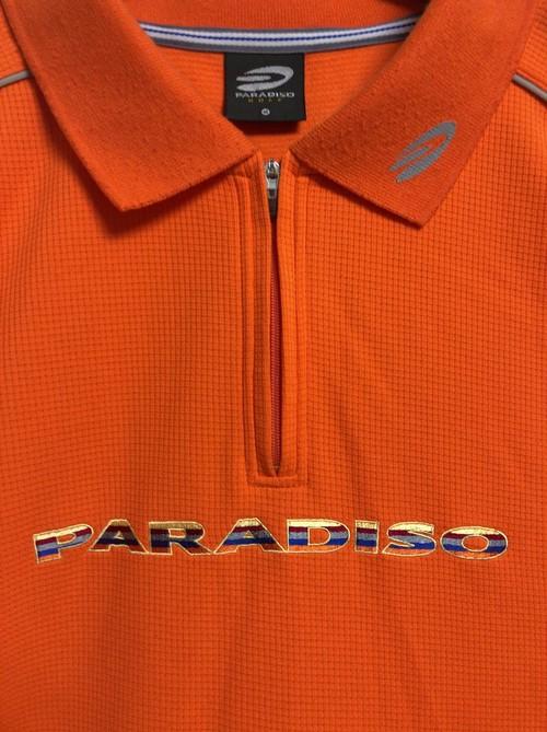 2000's PARADISO golf polo shirt