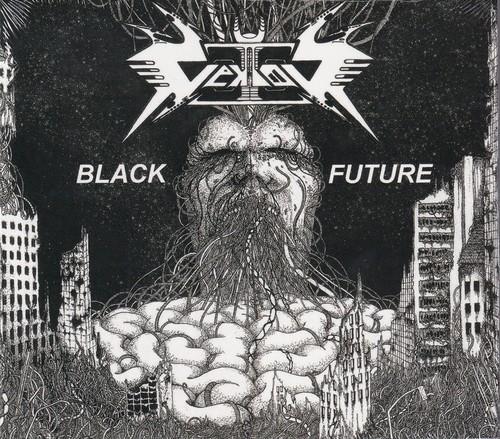 VEKTOR 『Black Future (Re-issue & Digi)』