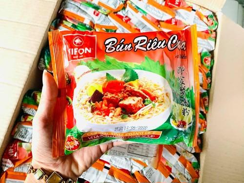 Vifon Bun Rieu Cua (30袋)