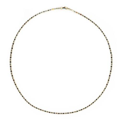 【GF1-46】22inch gold filled chain necklace