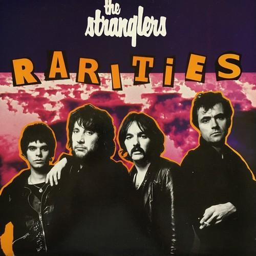 【LP・英盤】The Stranglers  /  Rarities