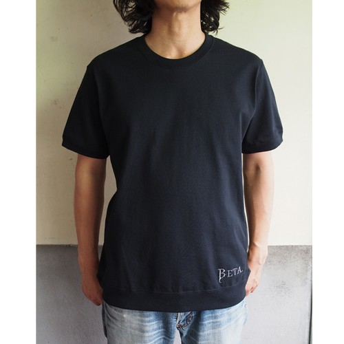 BETA series Tee 18-01 Black
