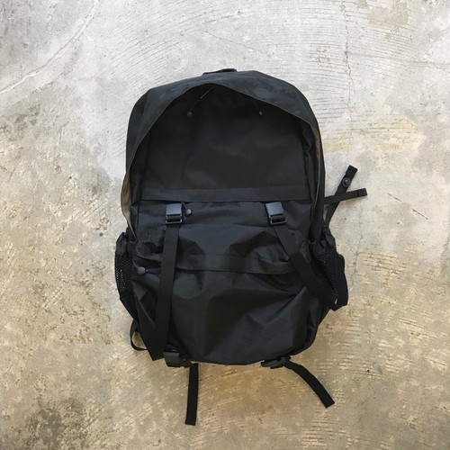 """meanswhile X-Pac """"Daypack""""/OFF BLACK"""