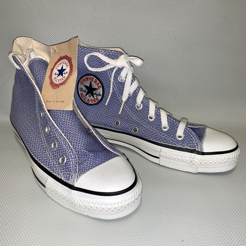 90's CONVERSE All Star / Men's Hi 4.5 / アメリカ製 Canvas  Dead Stock