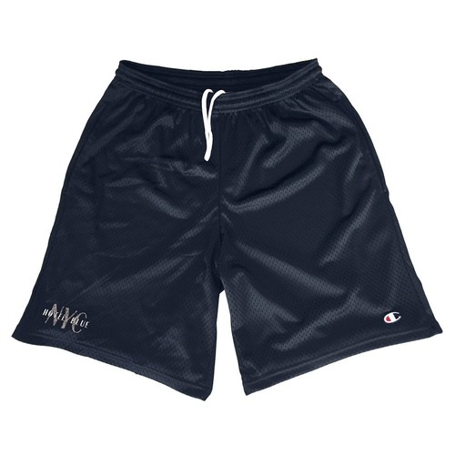 HOTEL BLUE CHAMPION BASKETBALL SHORTS NAVY