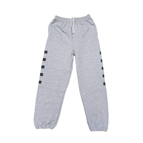 scar /////// BLACKBOX SWEAT PANTS (Grey)
