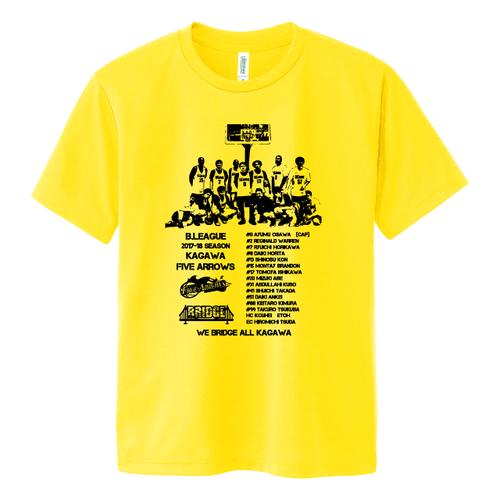 2017-18シーズン記念Tシャツ