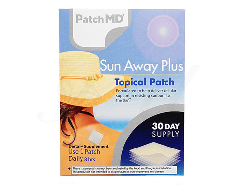 貼るサプリ PachMD Sun Away Plus