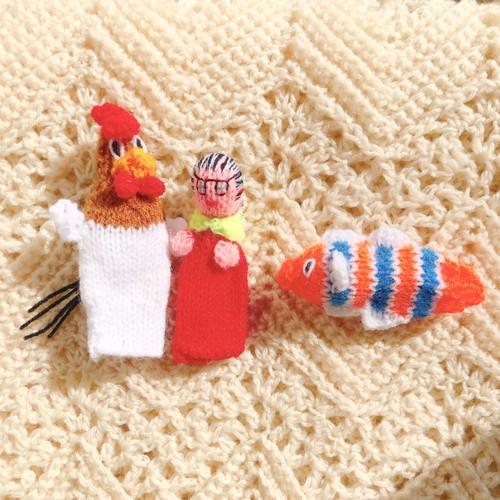 Hand puppet 9