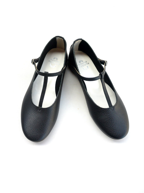 ramble dance ランブルダンス TストラップShoes Black