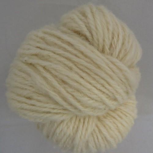 手紡ぎ毛糸:シュロップシャー:116g