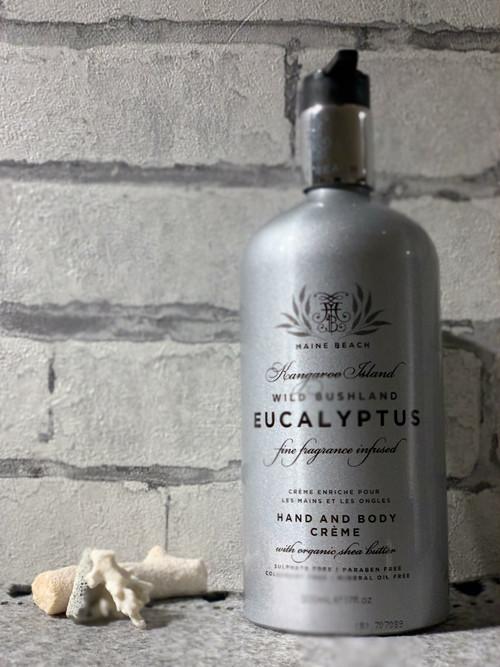 MAINE BEACH Eucalyptus Series ユーカリ ボディクリーム ローション