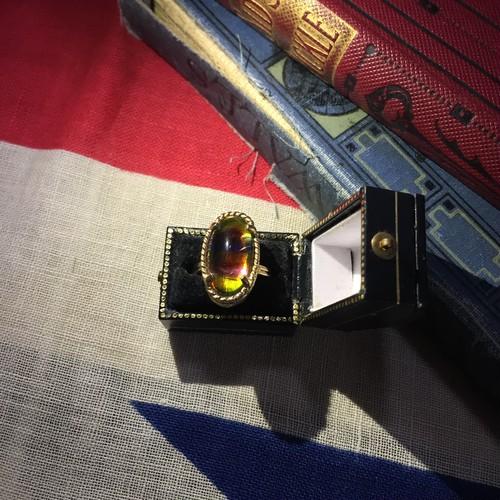 -Vintage HOLIC-【Run Rabbit Run Vintage】Vintage ring