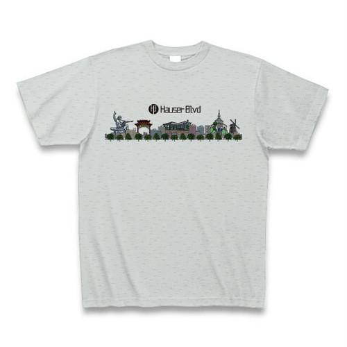 Hauser-Blvd Tシャツ typeE 長崎バージョン